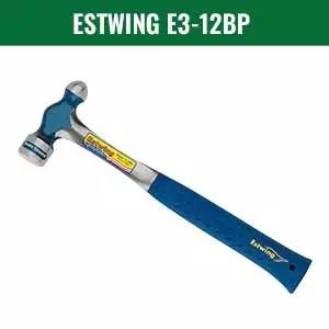Estwing E3-12BP Ball Peen Hammer