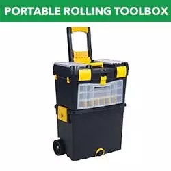 Portable Rolling Toolboxes