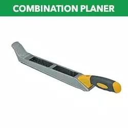 Combination RASP planer