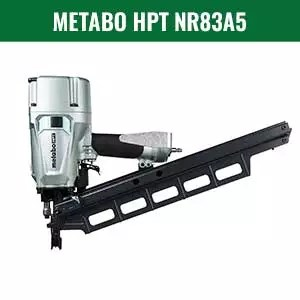 Metabo HPT NR83A5 Framing Nailer