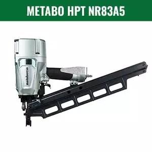 Metabo HPT NR83A5