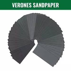 VERONES Sandpaper