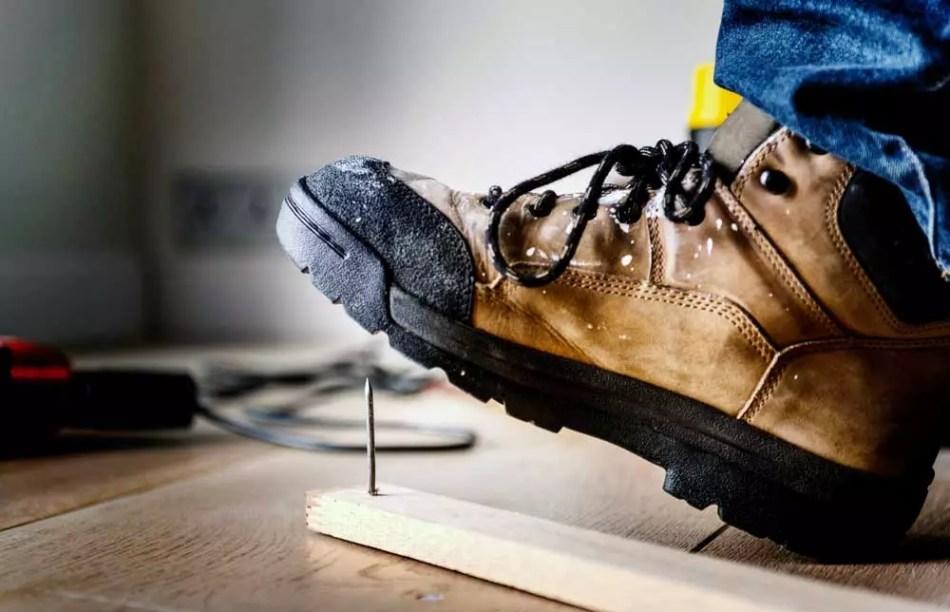 Steel Tip Toe Boots