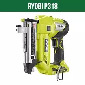 Ryobi P318 Pin Nailer