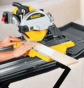 DEWALT D24000S Tile Saw Review
