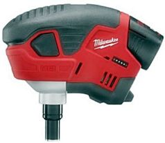 Milwaukee M12 Cordless Palm Nailer Kit