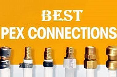 Best PEX connection