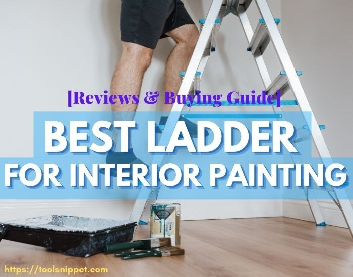 Best Ladder for interior painting