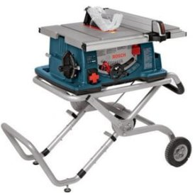 Bosch 4100-09 10-Inch Worksite Table Saw