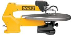 DEWALT 1.3 Amp 20-Inch Variable-Speed Scroll Saw
