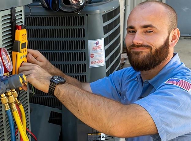 air condtioner repair expert