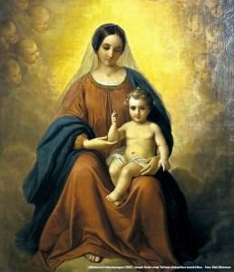 Madonna Kristuslapsega