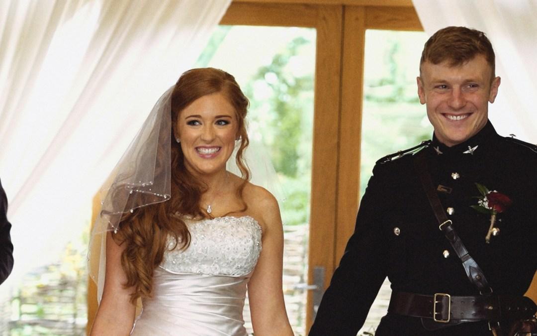 The Gift of Marriage – Jenna and Max at the Barn at Upcote