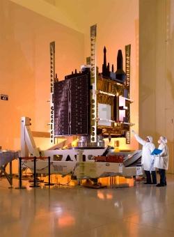 GPS 2F satelliidi kontrollimine