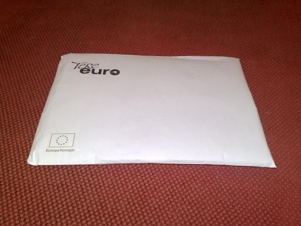 Tere Euro ümbrik