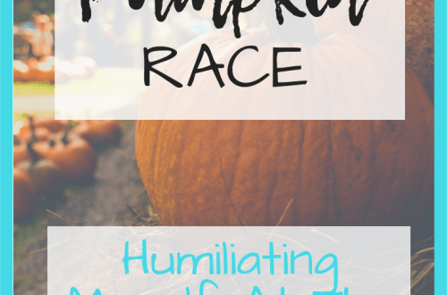 The Great Pumpkin Race