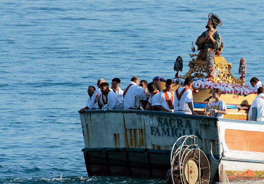 Festa di San Pietro a Cetara