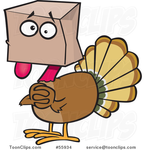 Thanksgiving Without Turkey