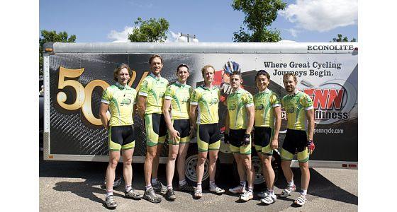 2008 Nature Valley Men\'s Composite Team