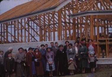 1950s -Church members