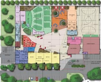 Presentation Floor Plan