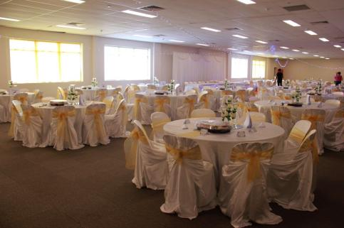 Meeting Rooms 1-4 - Guest Tables
