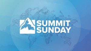 Summit Sunday