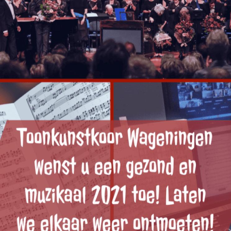 Nieuwjaarswens 2021