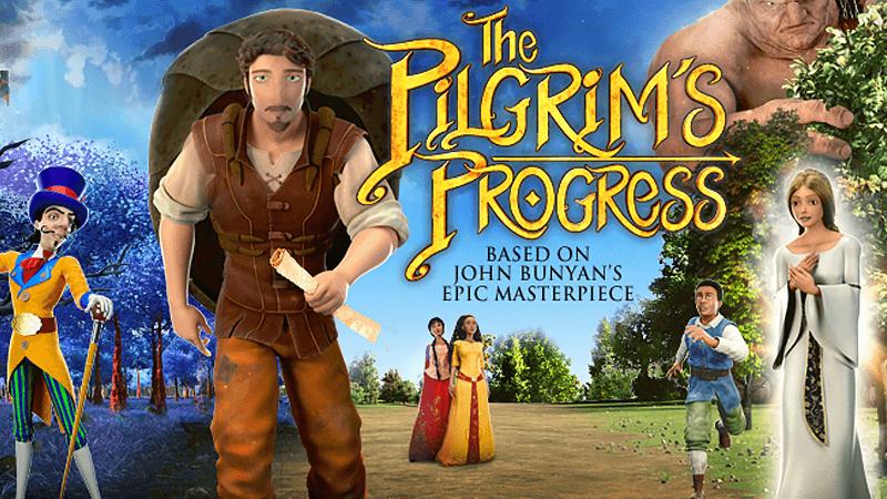 The Pilgrim progress (Based On John BunYan's Epic Master Piece)