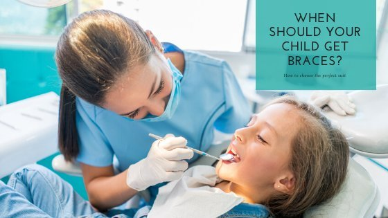 when should a kid get braces