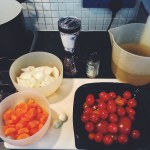 Ingredients for Healthy Tomato Soup