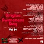 DJ Don X Single's Awareness Day Mix aka TGIF Qmix vol 24