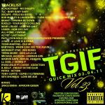 DJ Don X TGIF Quick mix Vol 23
