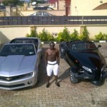 E! NEWS :Cameron SS and Plymouth Prowler Cars Worth N16 million NOT Jim Iyke's