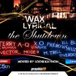 "A-Q & Terry Tha Rapman Presents An All Star Hiphop Cast For ""The Shutdown edition""."