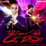 Teeto Ceemos – Go Down ft Shank [Prod.By Shank]