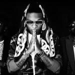 "VIDEO: Wizkid Performing ""Azonto"" in Kenya"