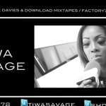 VIDEO: FACTORY78 – Tiwa Savage interview