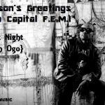 Capital FEMI – Silent Night (Korin Ogo)