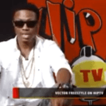 Vector Freestyle On HipTV