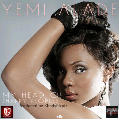 Yemi Alade - Happy People [Artwork]
