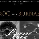 J-Roc – Lemme Know f. Burna Boy (Prod by Leriq)