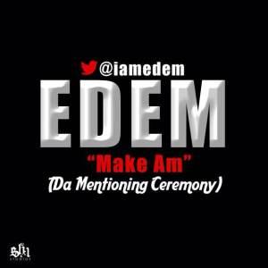 Edem - Make Am (cover art)