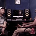 "VIDEO: B-Red's Interview on Avante TV's ""The Scene"""