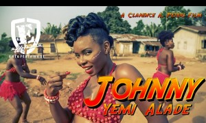 Yemi Alade - Johnny [Promo Poster 2]
