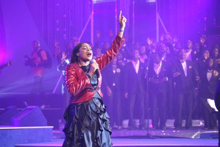 """Sinach's """"Way Maker"""" Bags Multiple Nominations At The 2020 Dove Awards In The United States"""