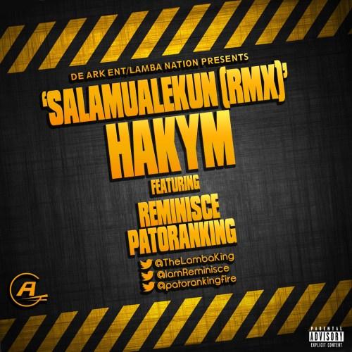 HAKYM Salamualekun artwork