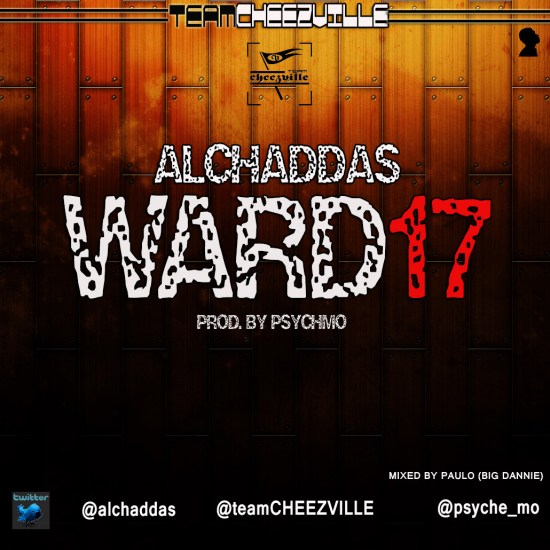 Al'Chaddas - WARD 17 [prod. by PsychMo] Artwork