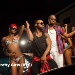 DiL – Pretty Girls ft. Iyanya (B-T-S Photos)