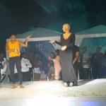 VIDEO: Watch Amber Rose Dance 'SHOKI' at D'banj's Concert